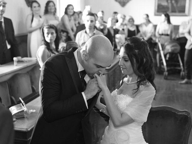 Il matrimonio di Giuseppe e Francesca a Moncalieri, Torino 13