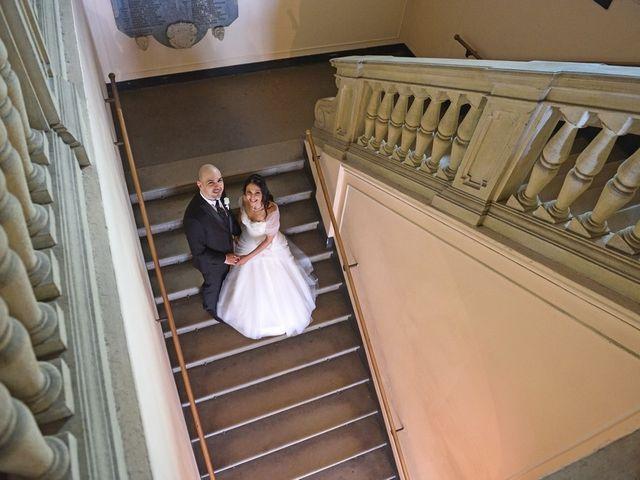 Il matrimonio di Giuseppe e Francesca a Moncalieri, Torino 15