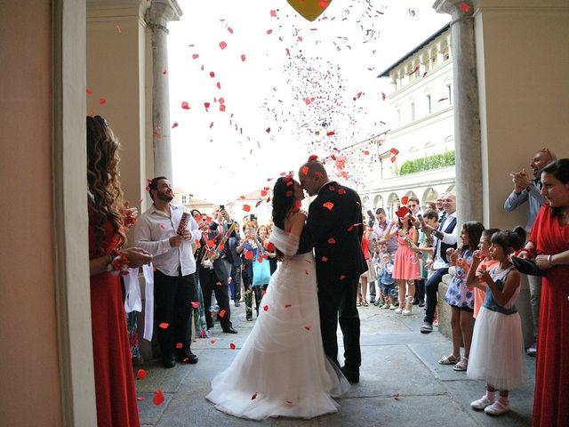 Il matrimonio di Giuseppe e Francesca a Moncalieri, Torino 17