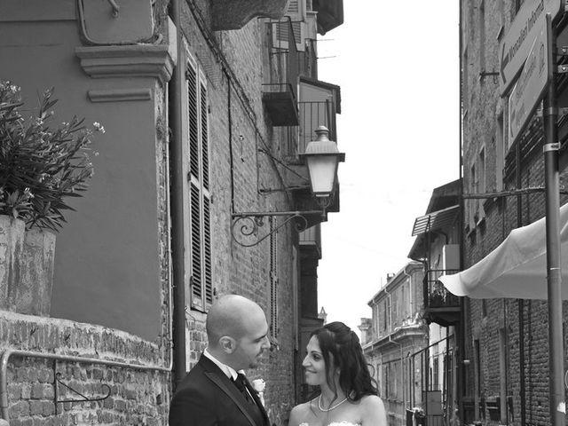 Il matrimonio di Giuseppe e Francesca a Moncalieri, Torino 19