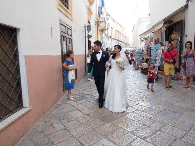 Il matrimonio di Michele e Sara a Gallipoli, Lecce 39