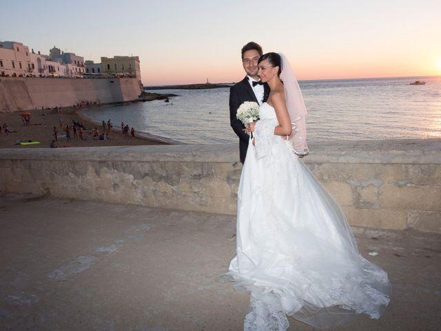 Il matrimonio di Michele e Sara a Gallipoli, Lecce 52