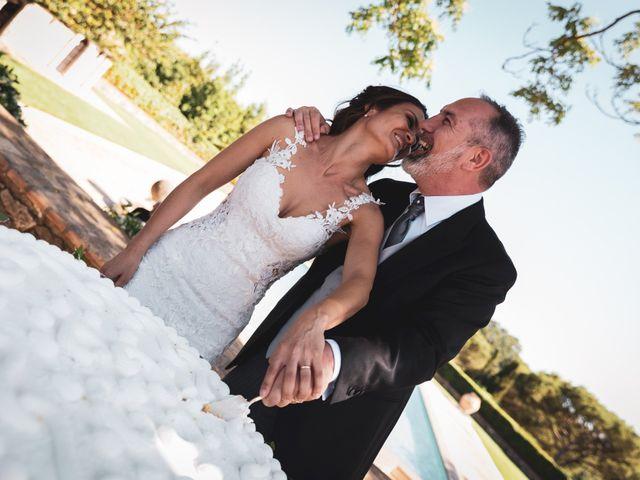 Il matrimonio di Emilio e Lucilla a Nepi, Viterbo 9