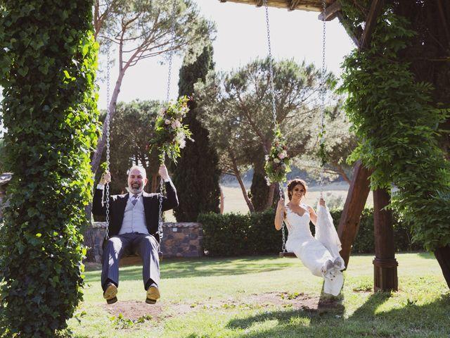 Il matrimonio di Emilio e Lucilla a Nepi, Viterbo 12