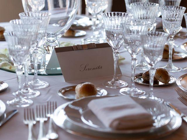 Il matrimonio di Emilio e Lucilla a Nepi, Viterbo 18