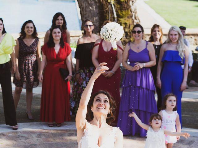 Il matrimonio di Emilio e Lucilla a Nepi, Viterbo 25