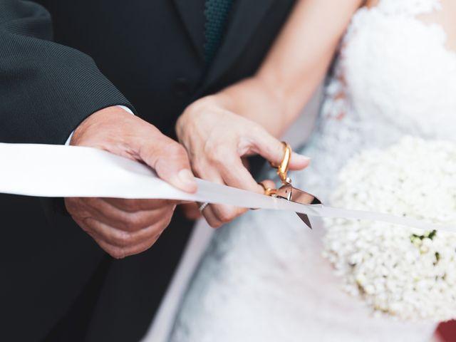 Il matrimonio di Emilio e Lucilla a Nepi, Viterbo 36