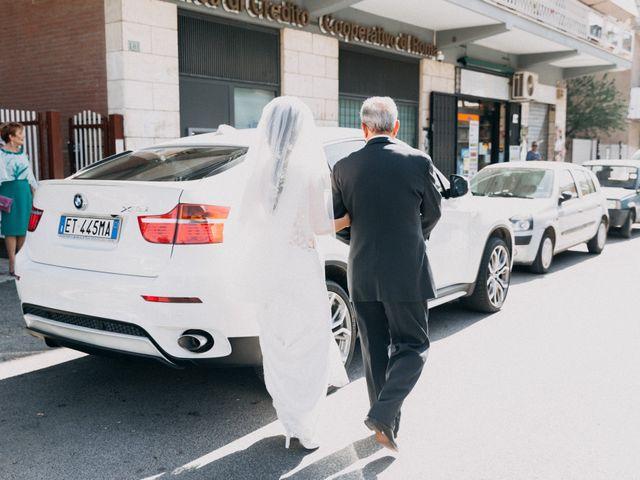 Il matrimonio di Emilio e Lucilla a Nepi, Viterbo 38