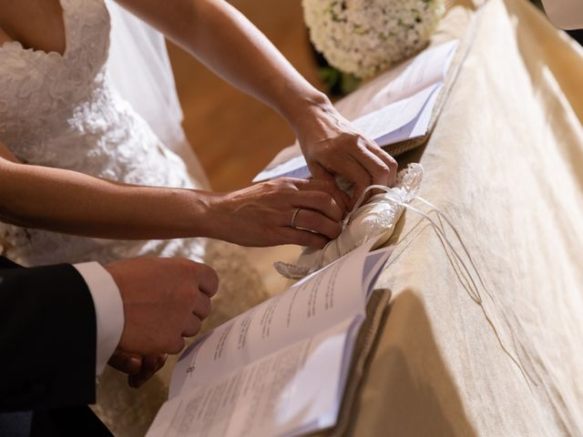 Il matrimonio di Emilio e Lucilla a Nepi, Viterbo 45