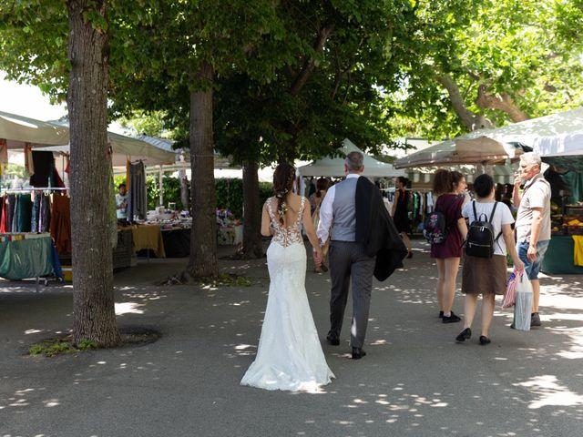 Il matrimonio di Emilio e Lucilla a Nepi, Viterbo 53
