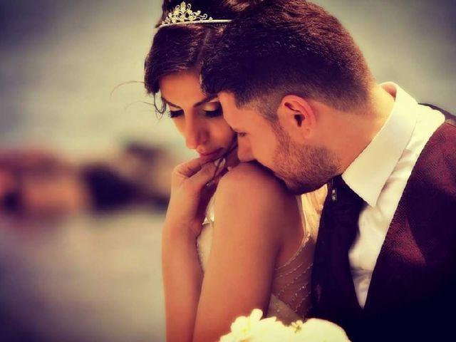 Le nozze di Concetta e Antonio