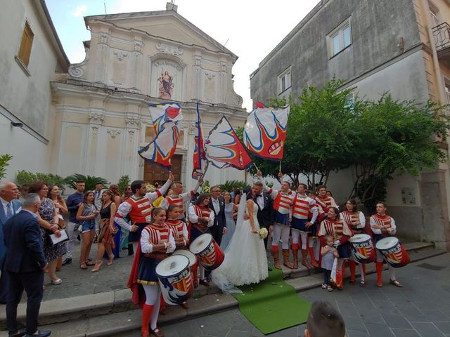 Il matrimonio di Mario e Flavia a Cava de' Tirreni, Salerno 4