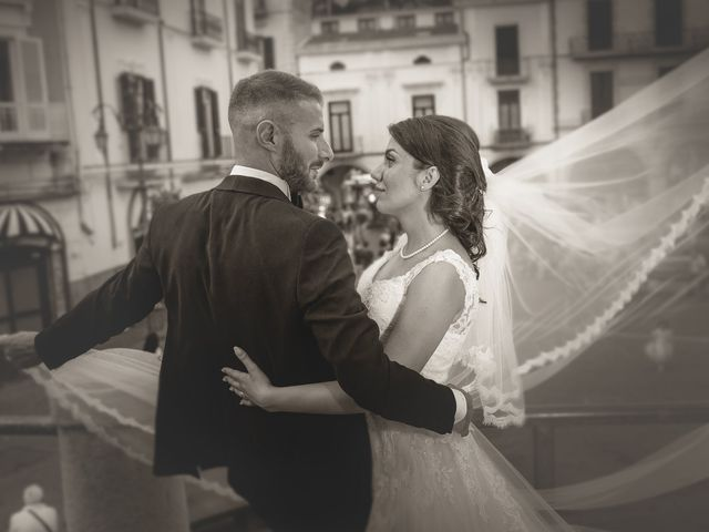 Il matrimonio di Mario e Flavia a Cava de' Tirreni, Salerno 5