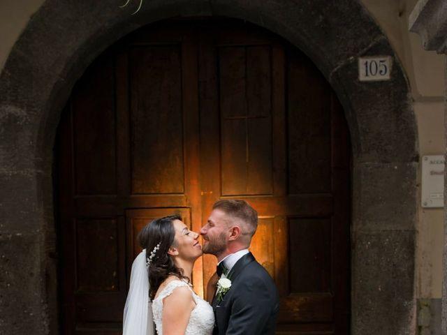 Il matrimonio di Mario e Flavia a Cava de' Tirreni, Salerno 9