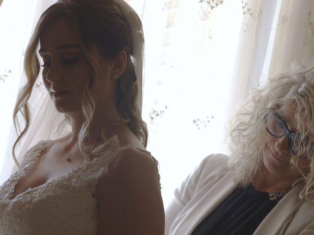 Il matrimonio di Michelangelo e Serena a Quarrata, Pistoia 9