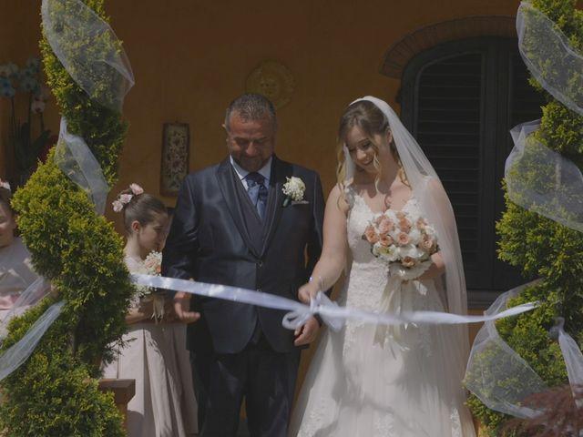 Il matrimonio di Michelangelo e Serena a Quarrata, Pistoia 11