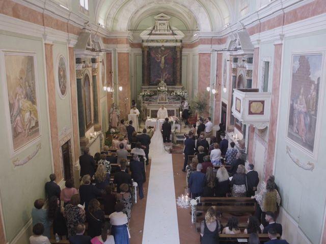 Il matrimonio di Michelangelo e Serena a Quarrata, Pistoia 13