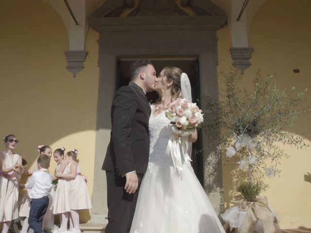 Il matrimonio di Michelangelo e Serena a Quarrata, Pistoia 15