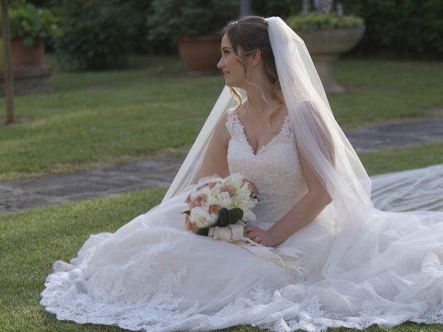 Il matrimonio di Michelangelo e Serena a Quarrata, Pistoia 18