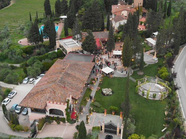 Il matrimonio di Michelangelo e Serena a Quarrata, Pistoia 20