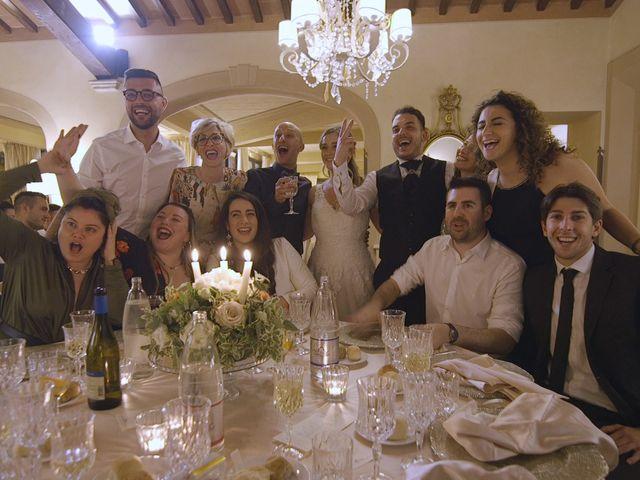 Il matrimonio di Michelangelo e Serena a Quarrata, Pistoia 23