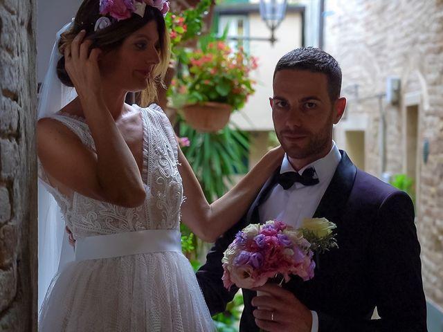 Il matrimonio di Andrea e Michela a Fermo, Fermo 17