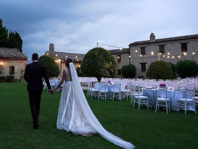 Il matrimonio di Andrea e Michela a Fermo, Fermo 23