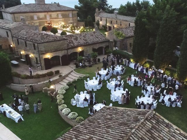 Il matrimonio di Andrea e Michela a Fermo, Fermo 27