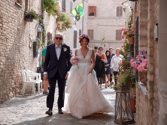 Il matrimonio di Andrea e Michela a Fermo, Fermo 10