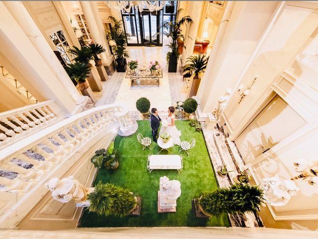 Il matrimonio di Sergio e Maud  a Milano, Milano 1
