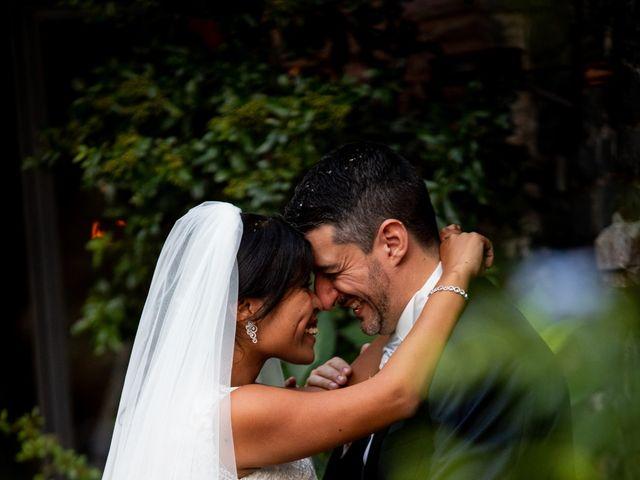 Le nozze di Vanessa e Olimpio