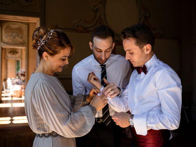 Il matrimonio di Andrea e Flavia a Merate, Lecco 6