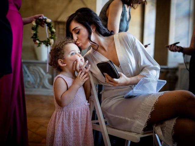 Il matrimonio di Andrea e Flavia a Merate, Lecco 7
