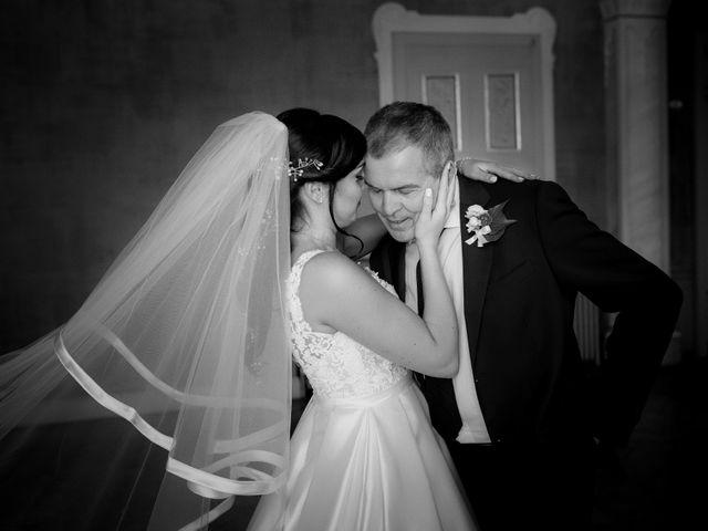 Il matrimonio di Andrea e Flavia a Merate, Lecco 8