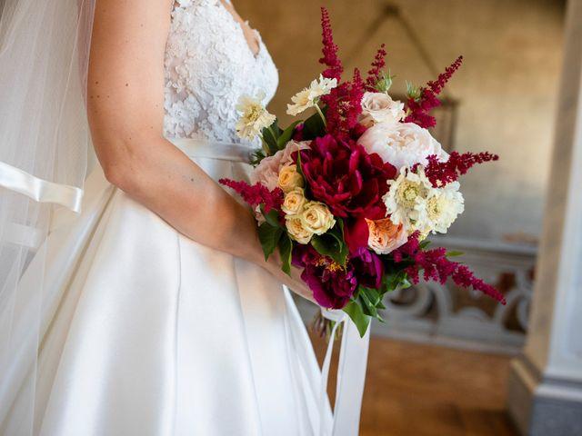 Il matrimonio di Andrea e Flavia a Merate, Lecco 1