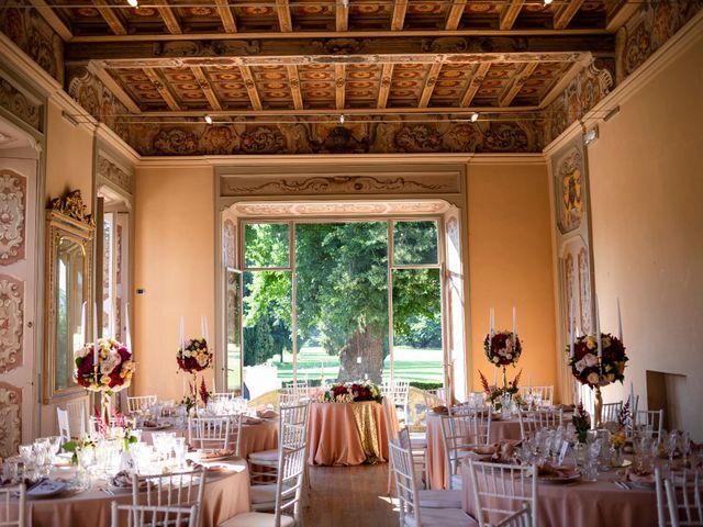 Il matrimonio di Andrea e Flavia a Merate, Lecco 11