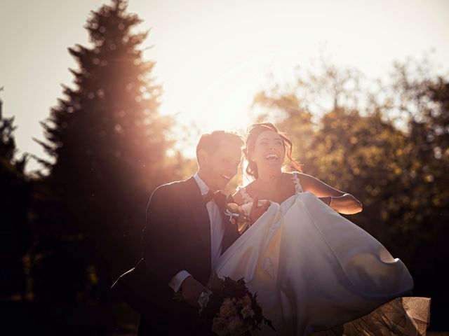 Il matrimonio di Andrea e Flavia a Merate, Lecco 13