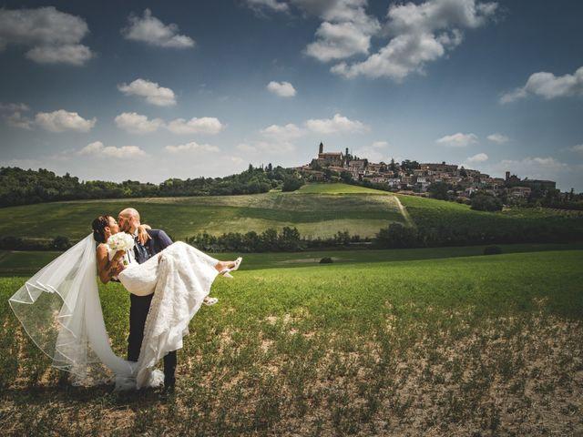 Le nozze di Alessia e Daniel
