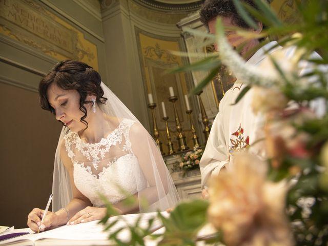 Il matrimonio di Francesco e Rosa a Travagliato, Brescia 8