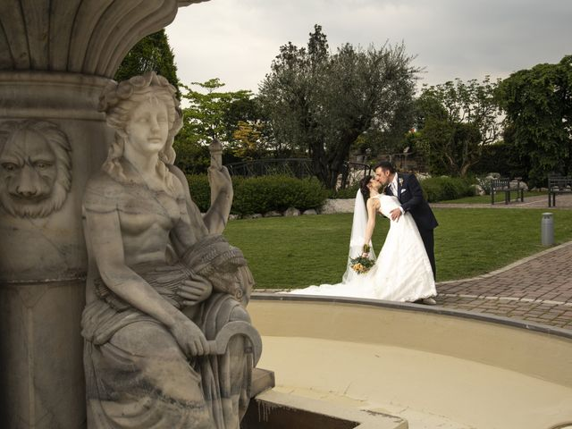 Le nozze di Rosa e Francesco