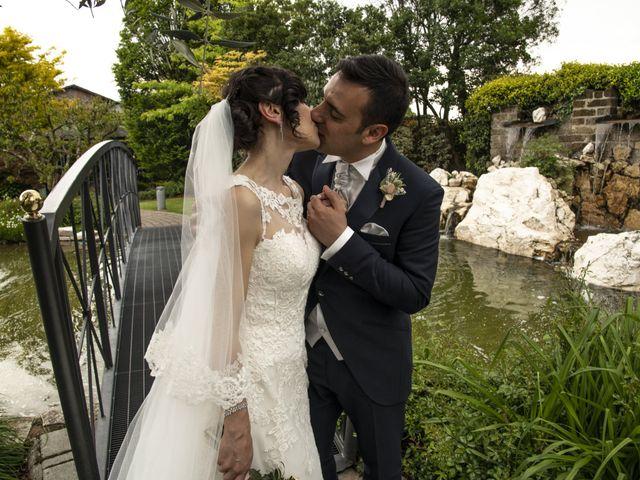 Il matrimonio di Francesco e Rosa a Travagliato, Brescia 16