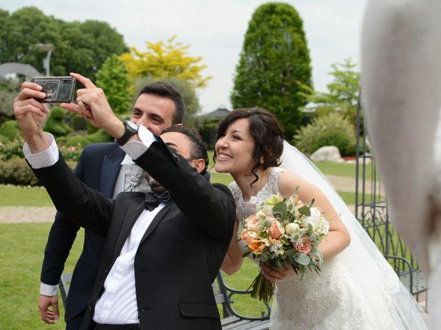 Il matrimonio di Francesco e Rosa a Travagliato, Brescia 30