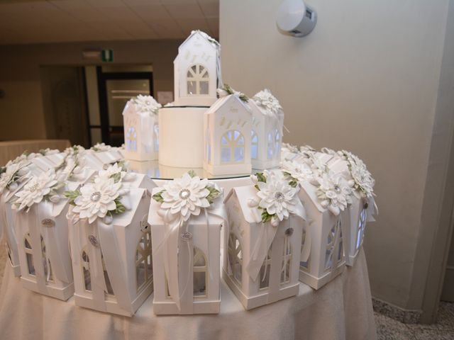 Il matrimonio di Francesco e Rosa a Travagliato, Brescia 32