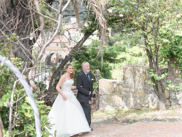 Il matrimonio di Giacomo e Federica a Sestri Levante, Genova 16