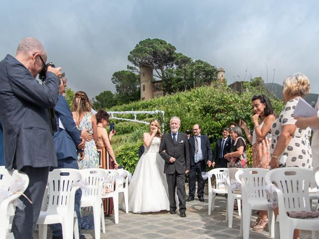 Il matrimonio di Giacomo e Federica a Sestri Levante, Genova 17