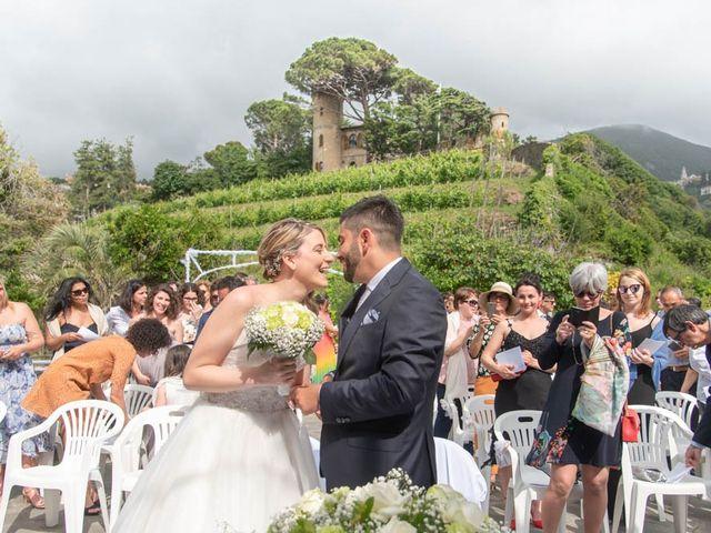 Il matrimonio di Giacomo e Federica a Sestri Levante, Genova 19