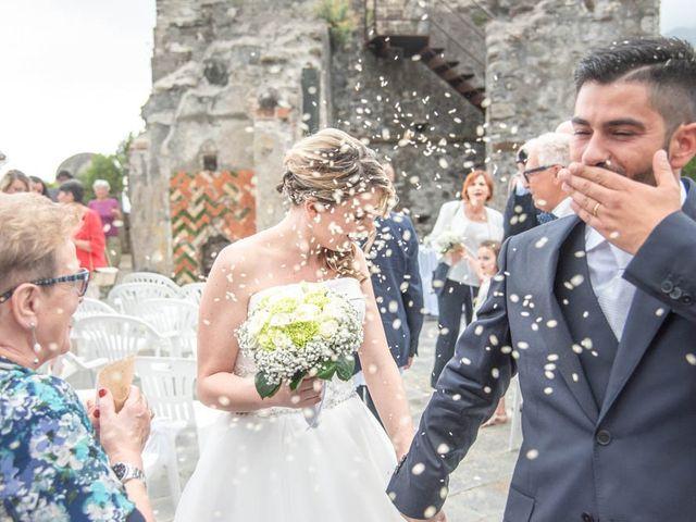 Il matrimonio di Giacomo e Federica a Sestri Levante, Genova 26