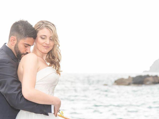Il matrimonio di Giacomo e Federica a Sestri Levante, Genova 30