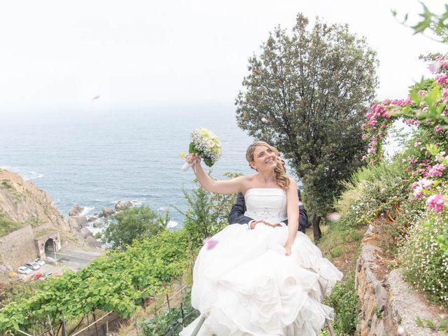 Il matrimonio di Giacomo e Federica a Sestri Levante, Genova 34