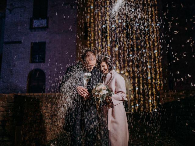 Il matrimonio di Federico e Clelia a Parma, Parma 61
